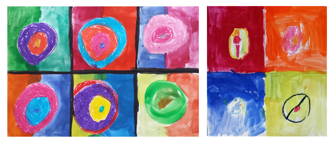 Student Work: Painting